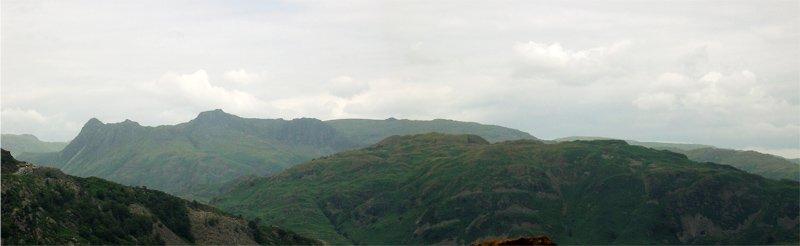 Holme Fell - panorama7