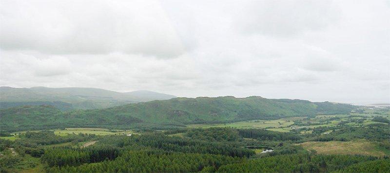 Irton Pike - panorama1