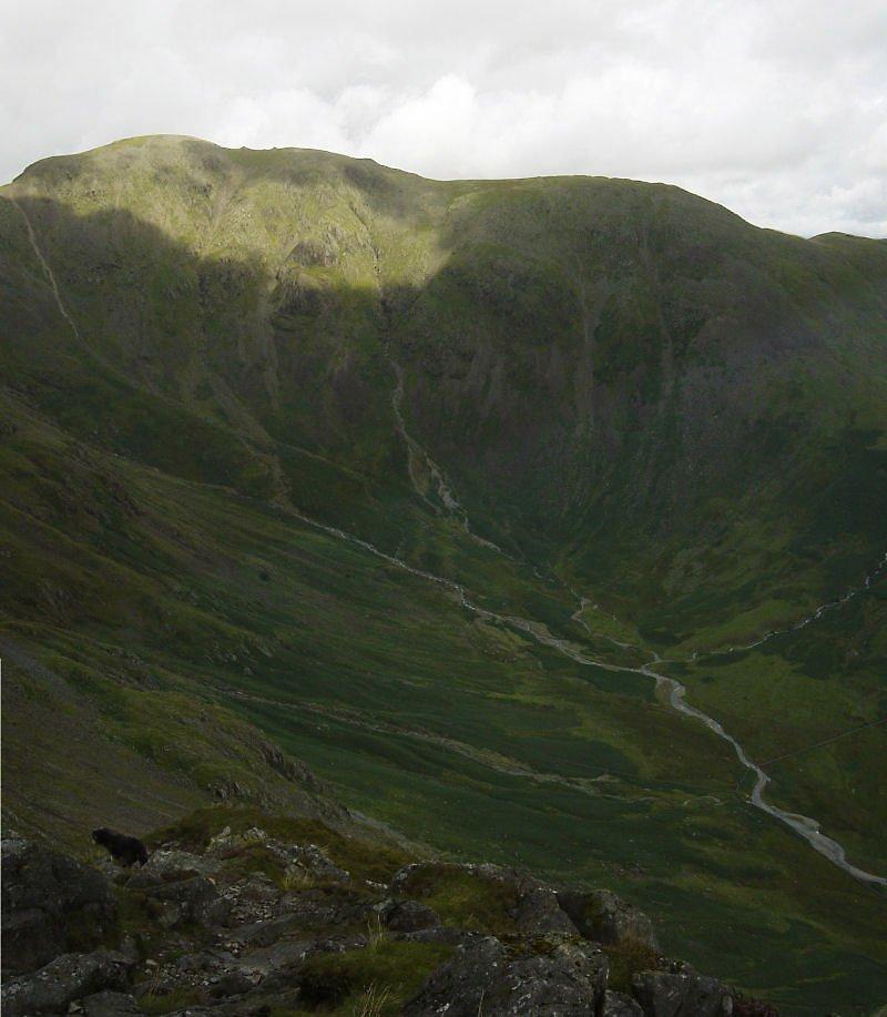 Yewbarrow - Panorama3