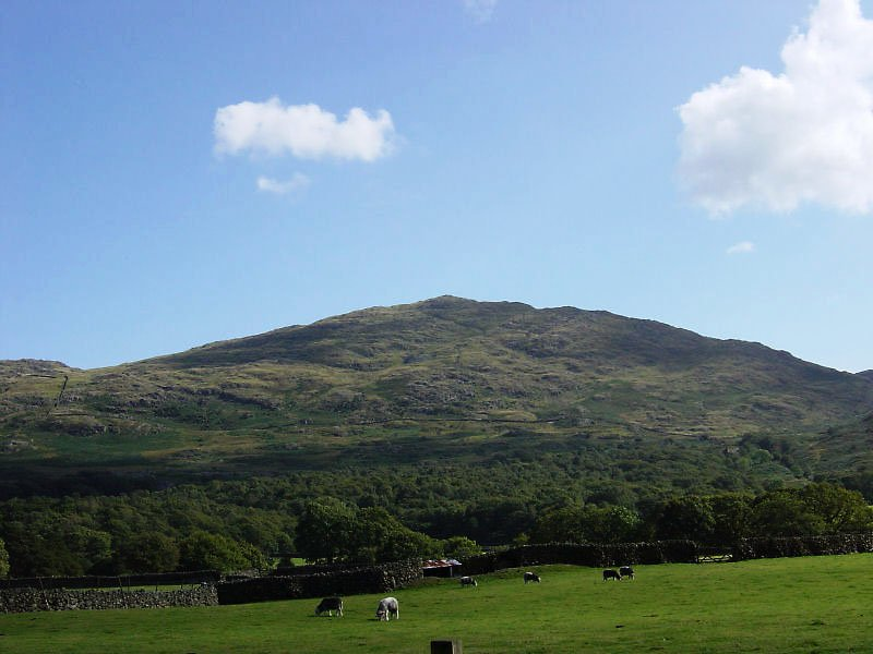 Duddon Valley - 29th August 001