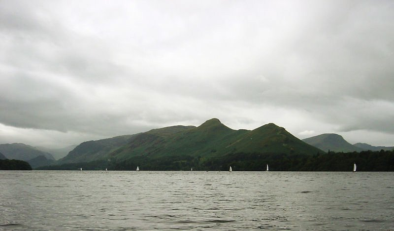 Cat Bells - 30th August 004