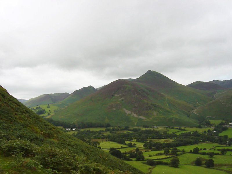 Cat Bells - 30th August 012