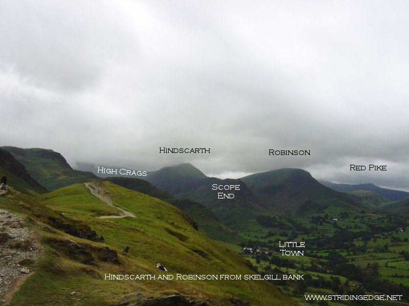 Cat Bells - 30th August 020