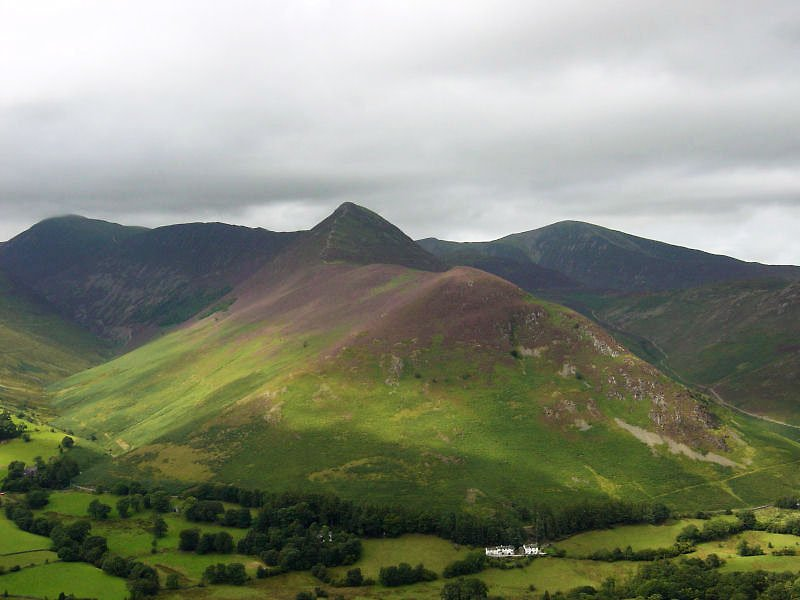 Cat Bells - 30th August 029