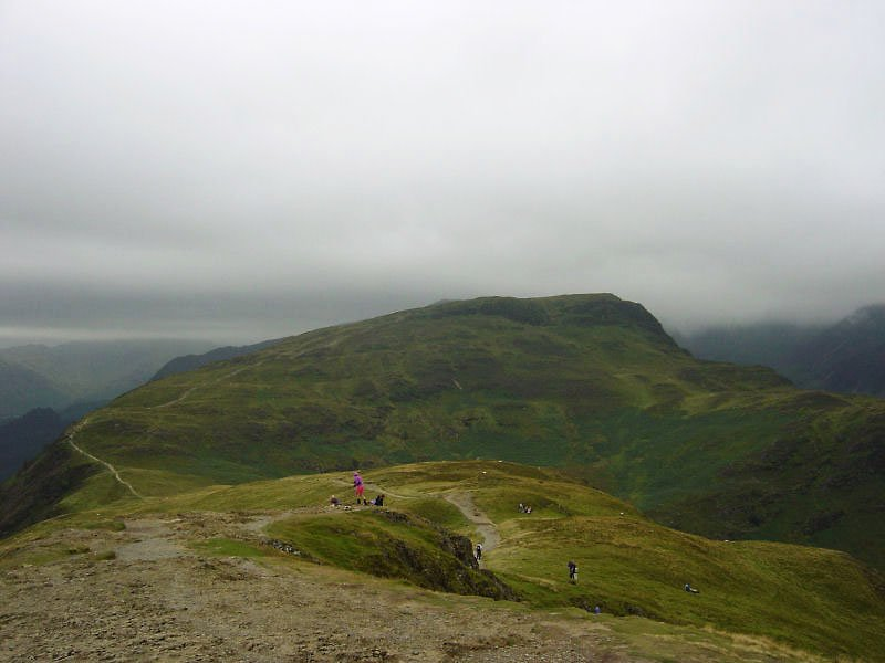 Cat Bells - 30th August 038