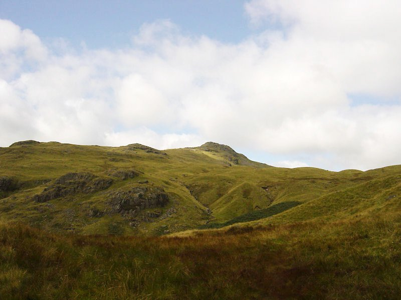 Pike o' Blisco - 16th September 001