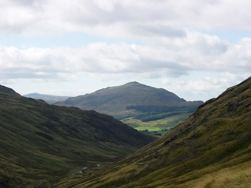 Pike o' Blisco - 16th September 003