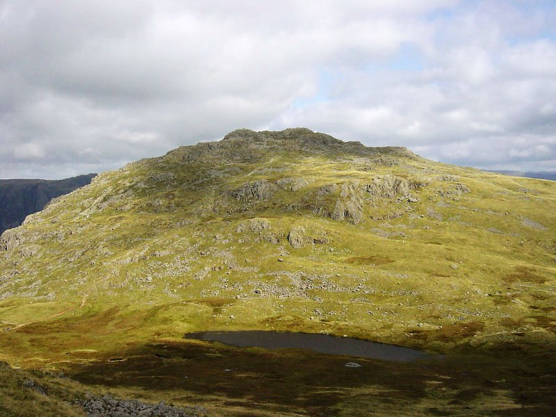 Pike o' Blisco - 16th September 011