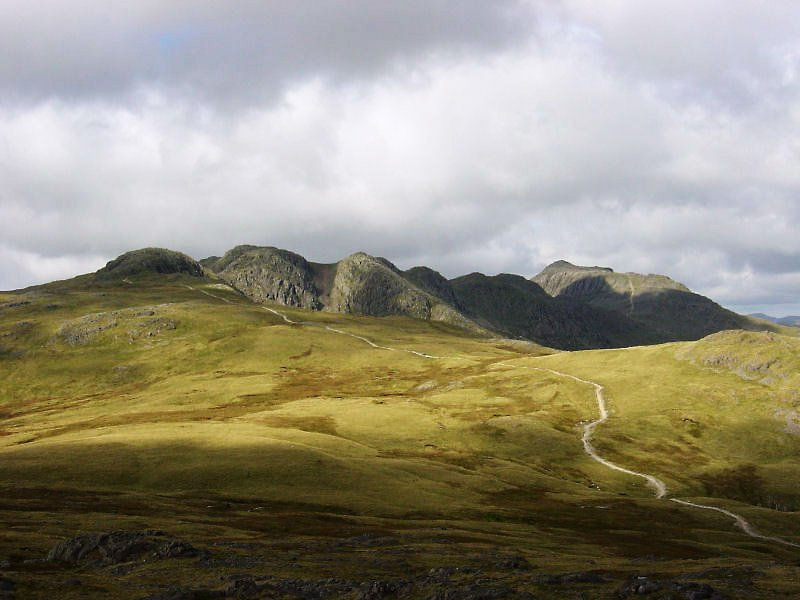 Pike o' Blisco - 16th September 018