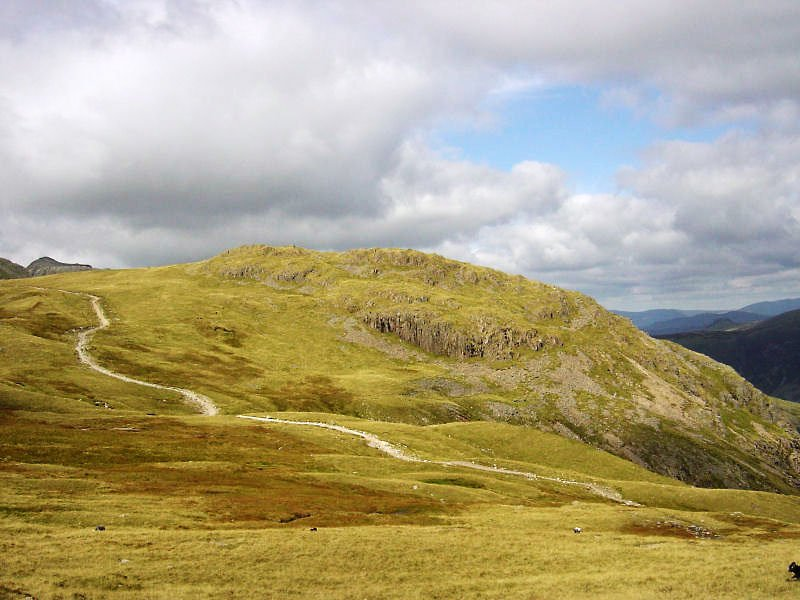 Pike o' Blisco - 16th September 023