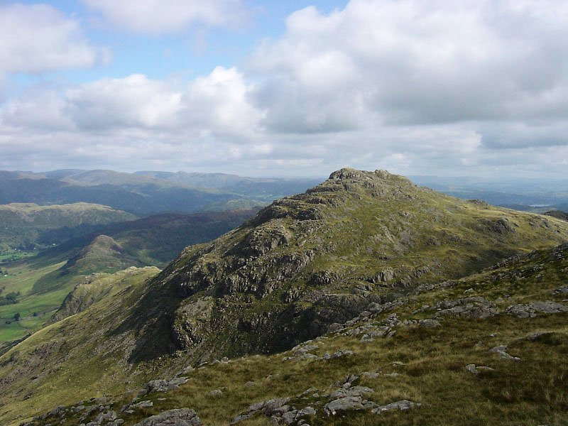 Pike o' Blisco - 16th September 033