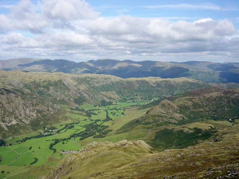 Pike o' Blisco - 16th September 049