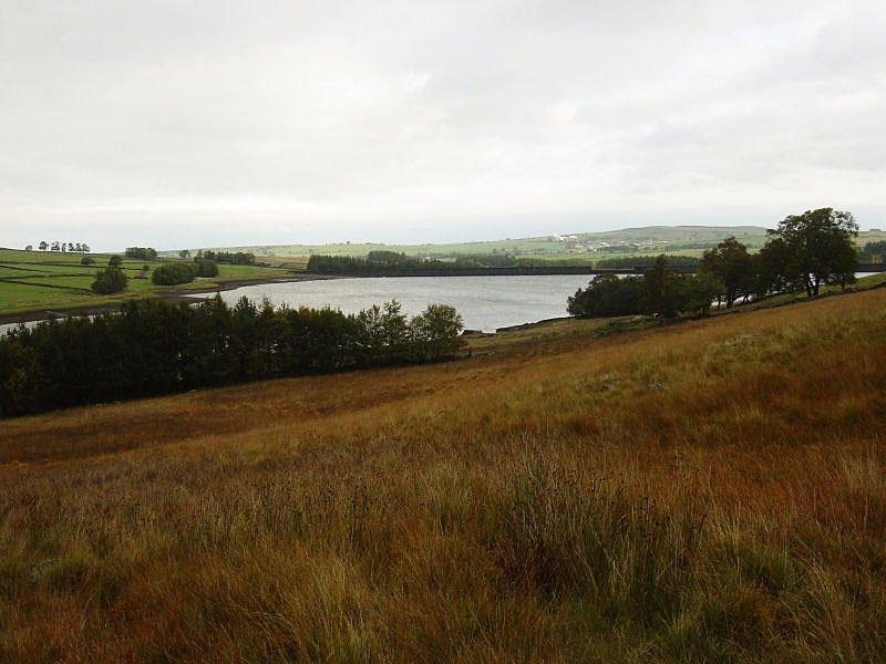The Wet Sleddale Horseshoe - 10th October 007