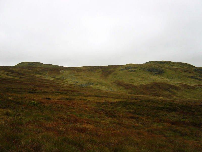 The Wet Sleddale Horseshoe - 10th October 029