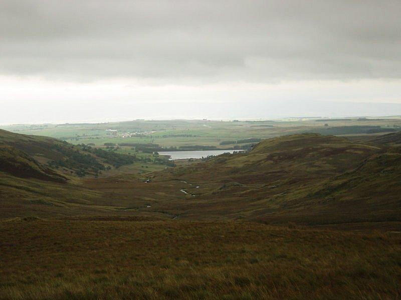 The Wet Sleddale Horseshoe - 10th October 040