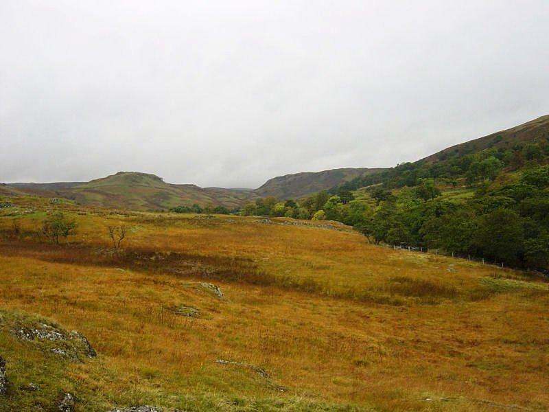 The Wet Sleddale Horseshoe - 10th October 051