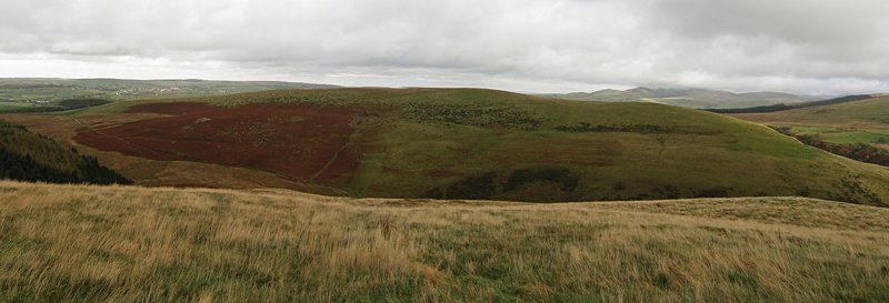 Flat Fell and Dent - panorama2