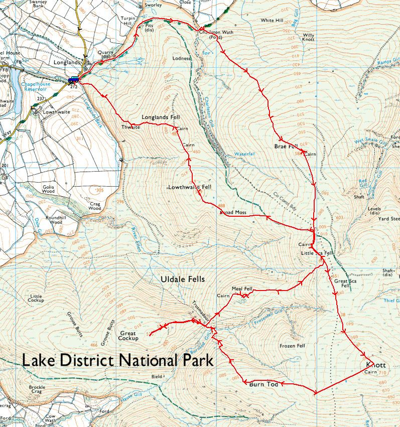 01 The Uldale Fells