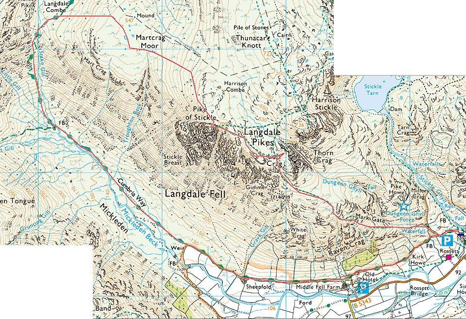 Langdale-Pikes