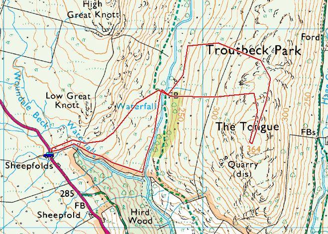 Troutbeck Tongue
