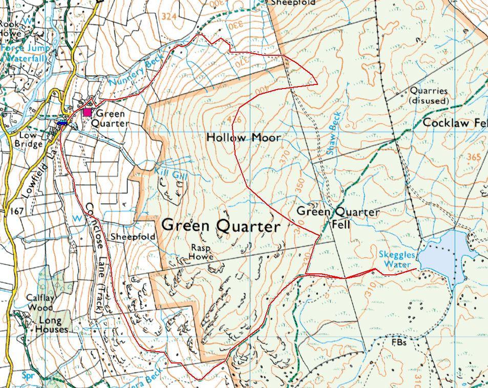 Green Quarter Fell
