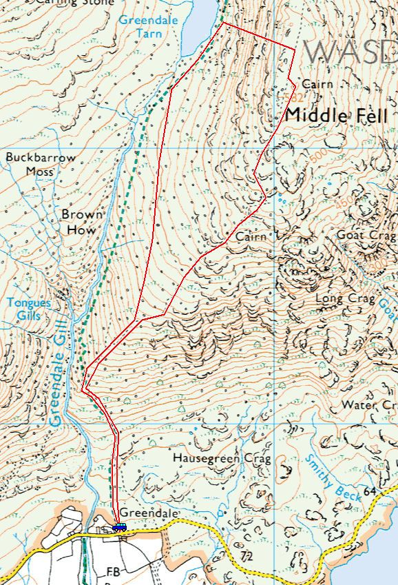 Middle Fell