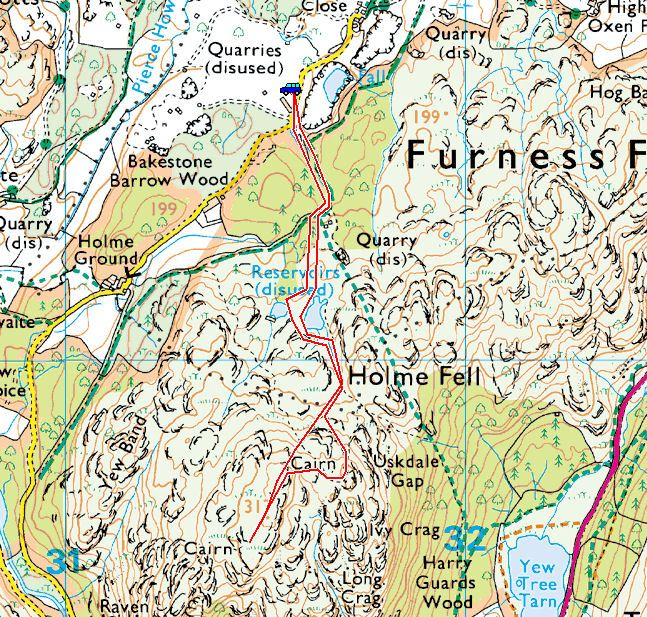 Holme Fell