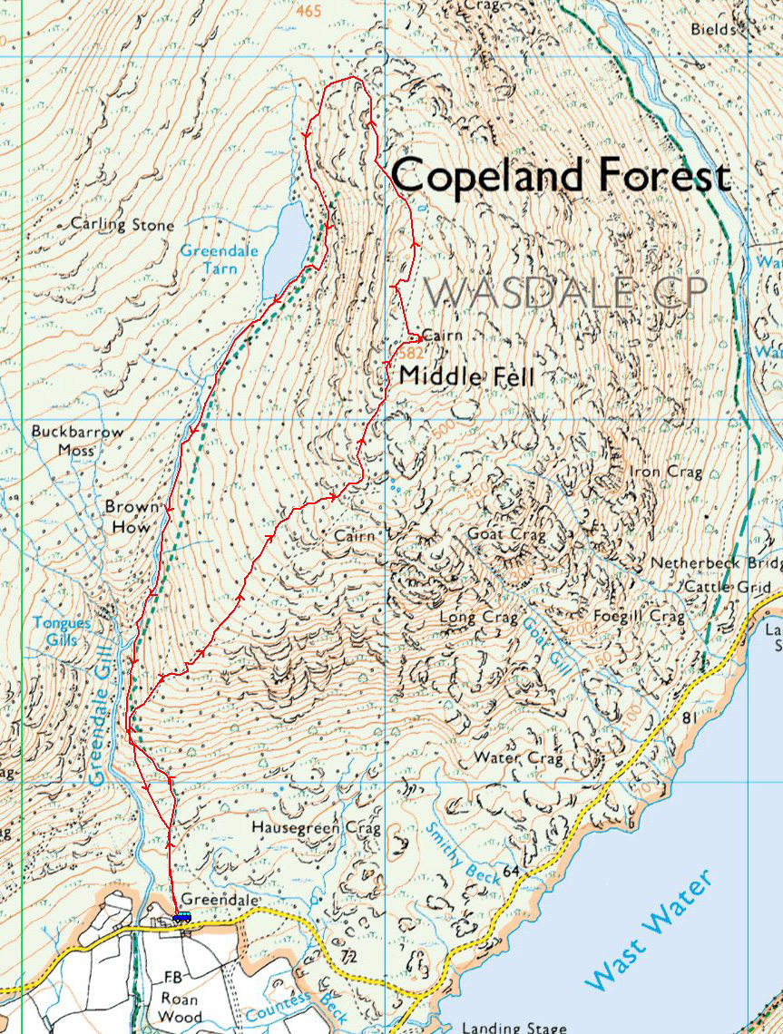 Middle-Fell