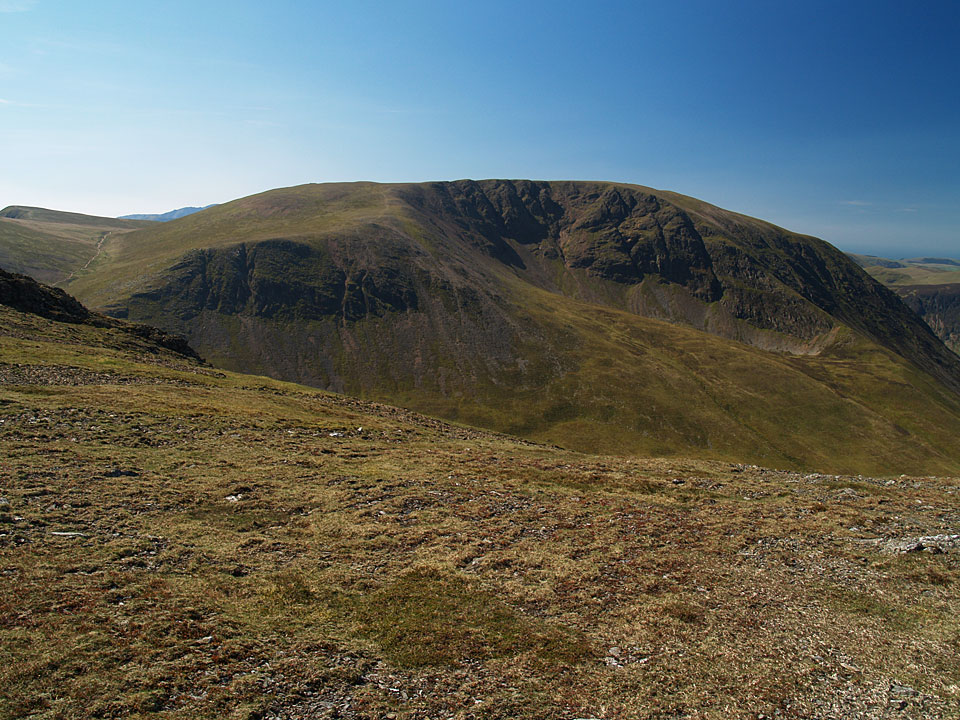 Grasmoor from Sand Hill