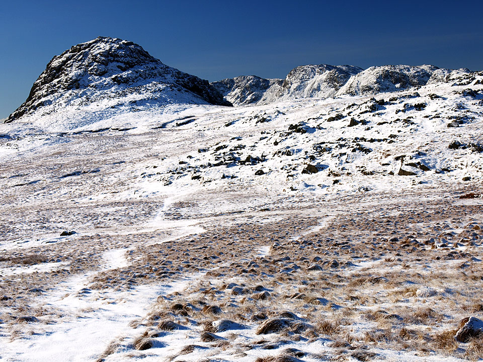 Pike o' Stickle and the Crinkle Crags
