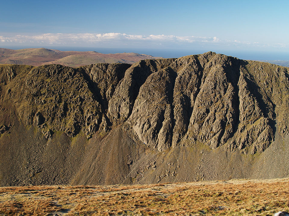 Dow Crag from The Old Man