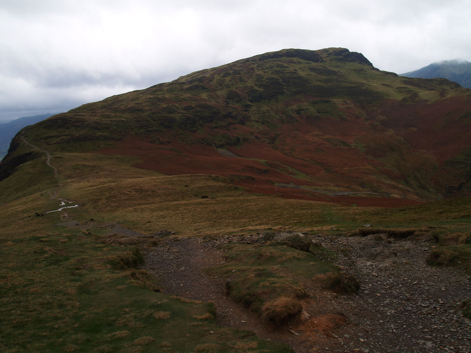 Maiden Moor from Hause Gate