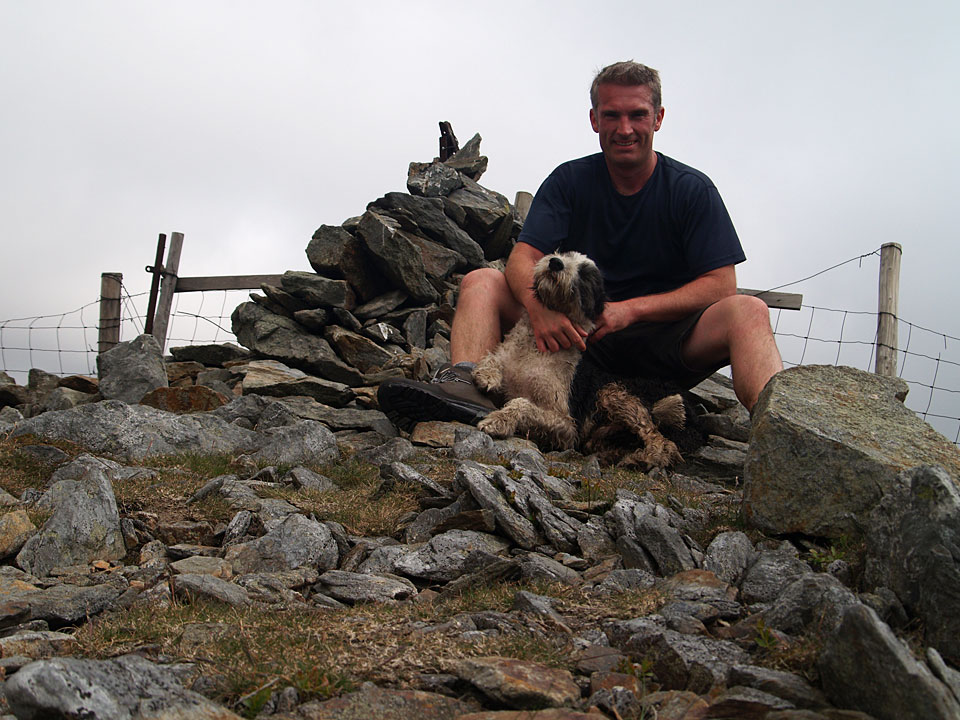 214 Wainwrights completed for the second time on Great Calva