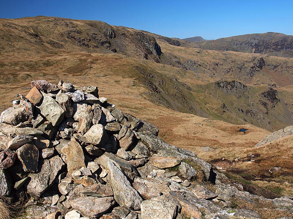 Little Hart Crag summit