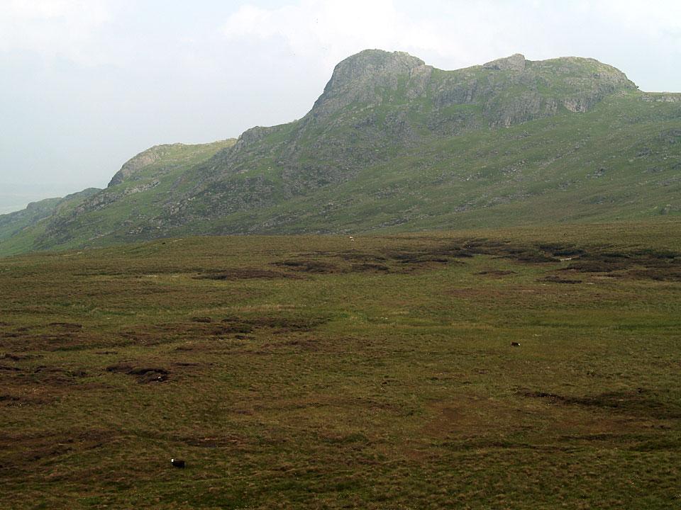 Green Crag from Birker Fell