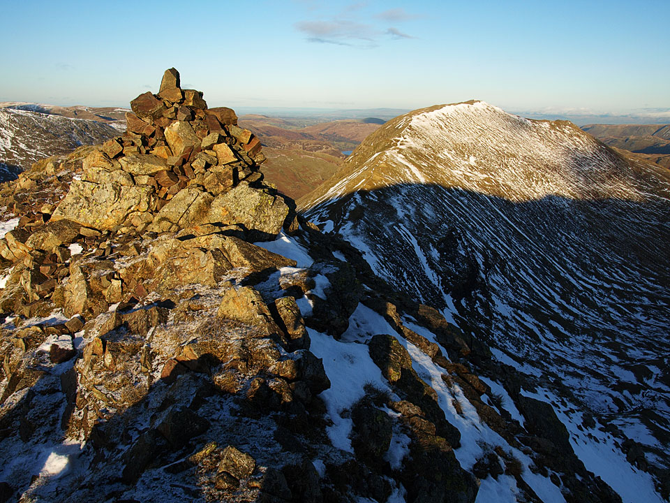 Saint Sunday Crag from Cofa Pike