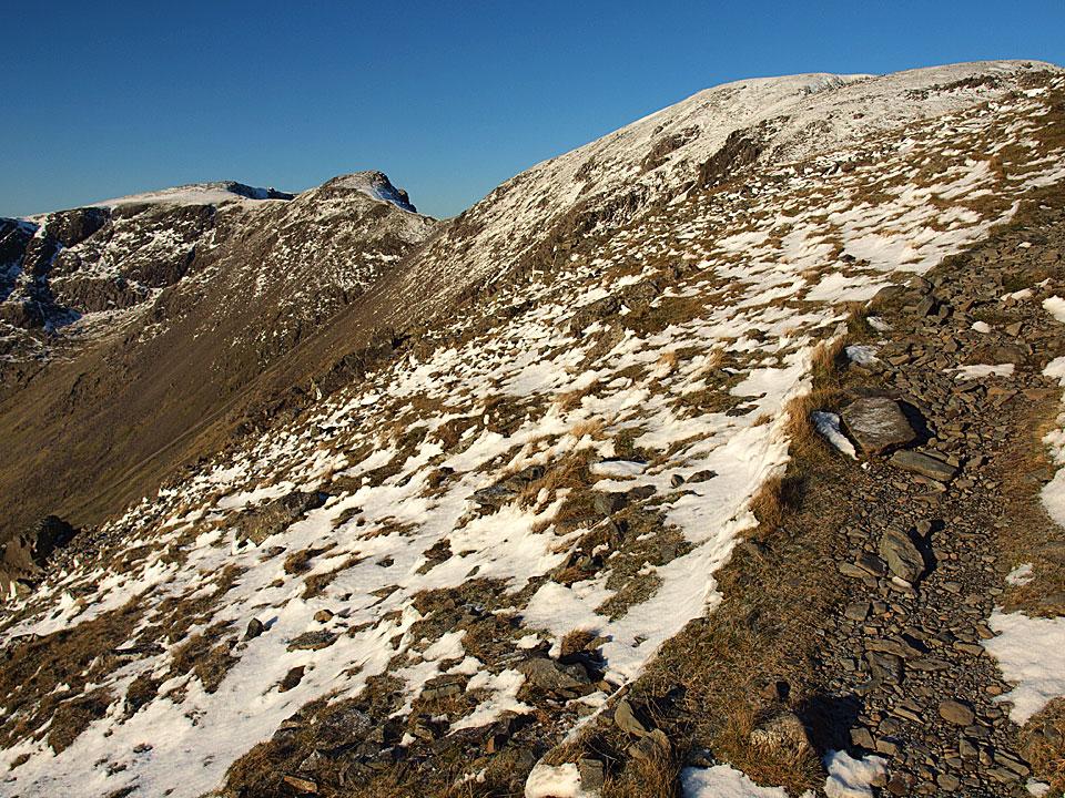 Scoat Fell, Black Crag and Pillar