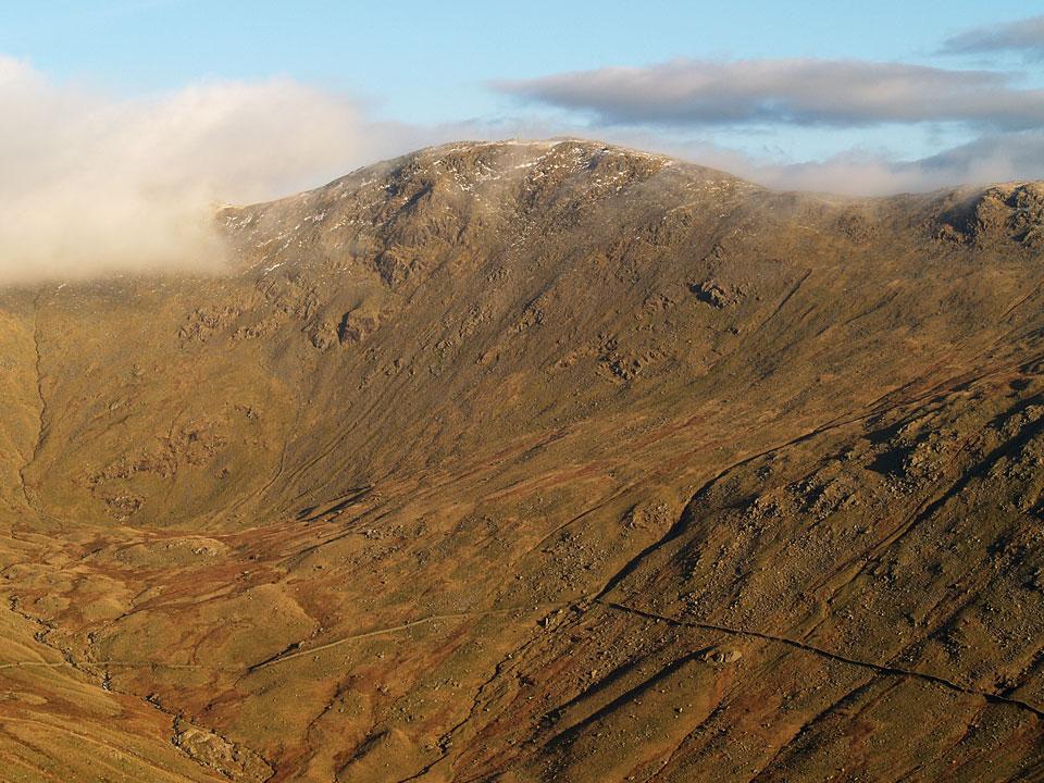 Hart Crag across Rydal Valley