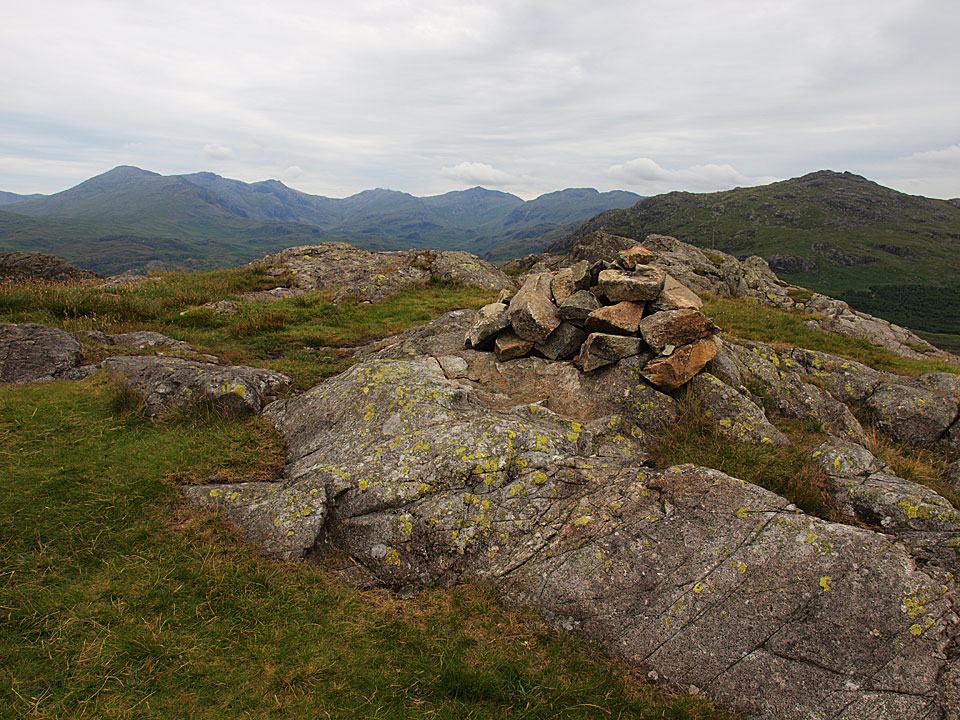 The view from Green Crag