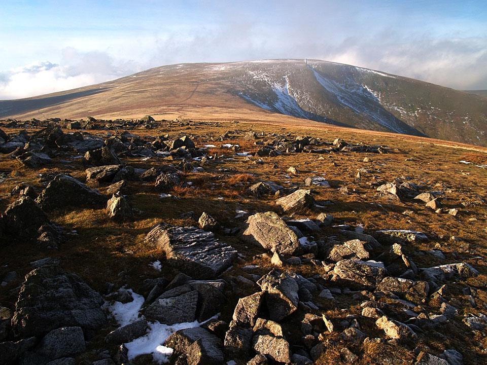 Stybarrow Dodd from White Stones
