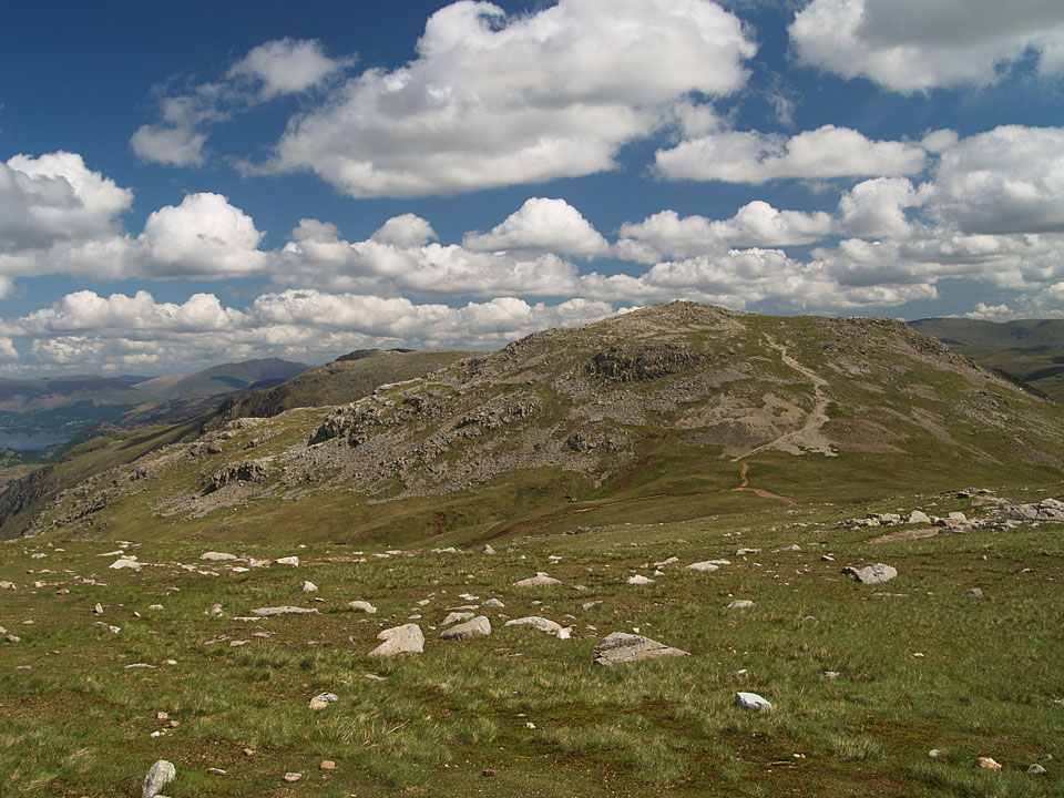 Allen Crags from Esk Hause