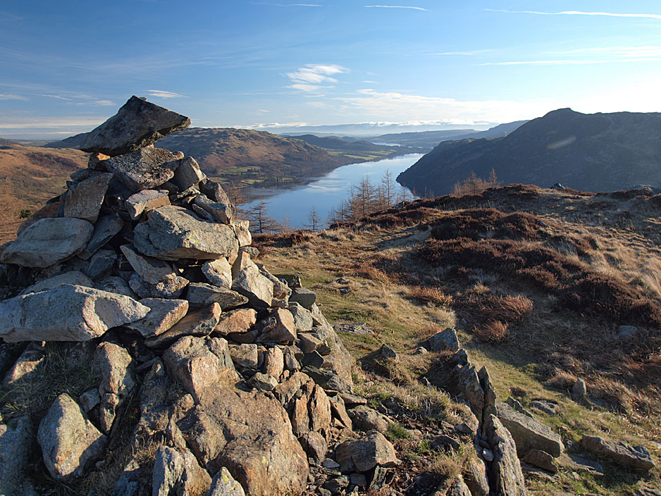 Ullswater from Glenridding Dodd
