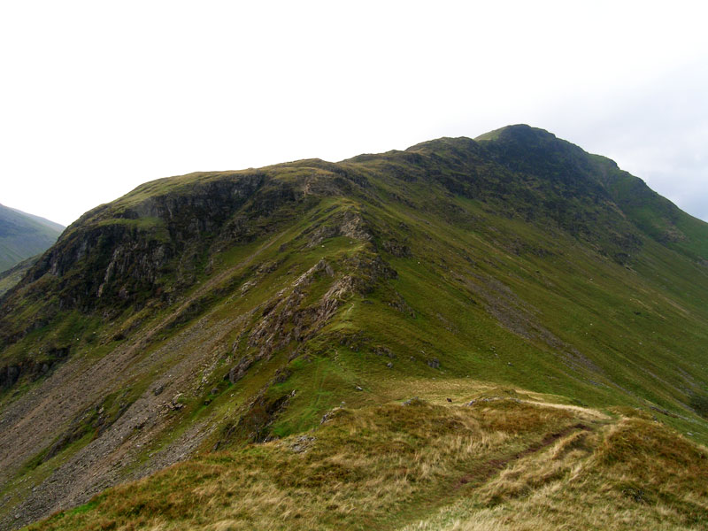 Robinson from Blea Crags