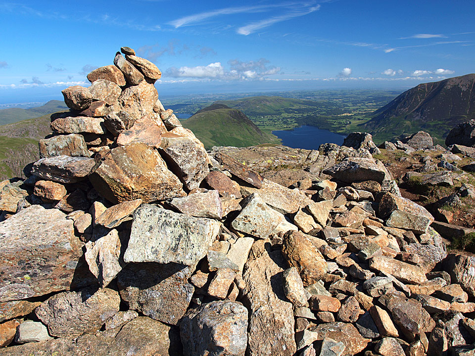 High Stile summit