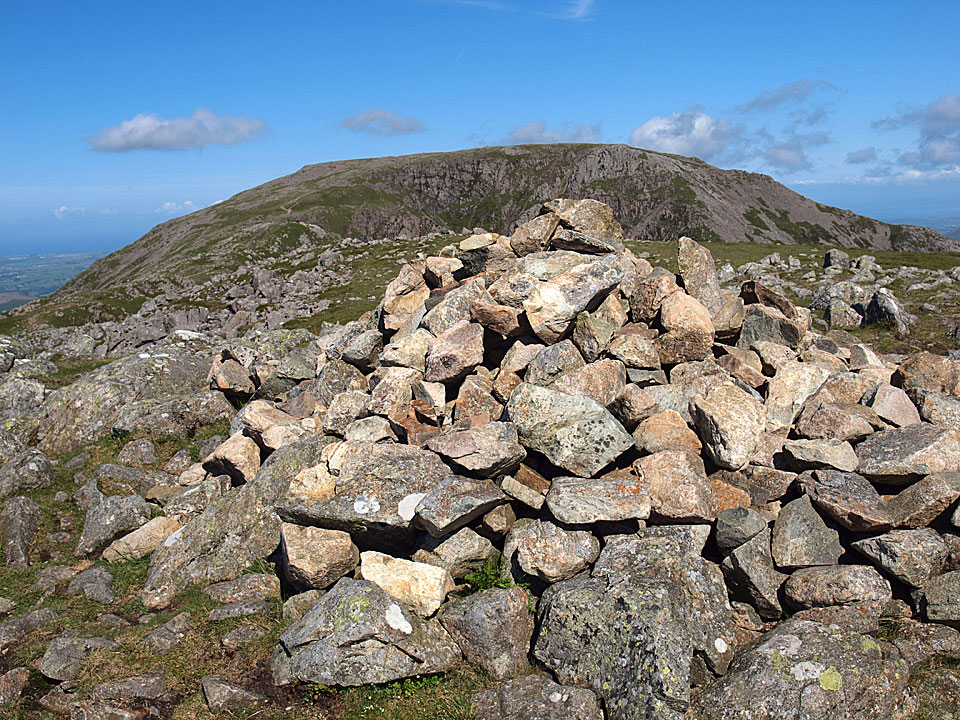 High Stile from the summit of High Crag