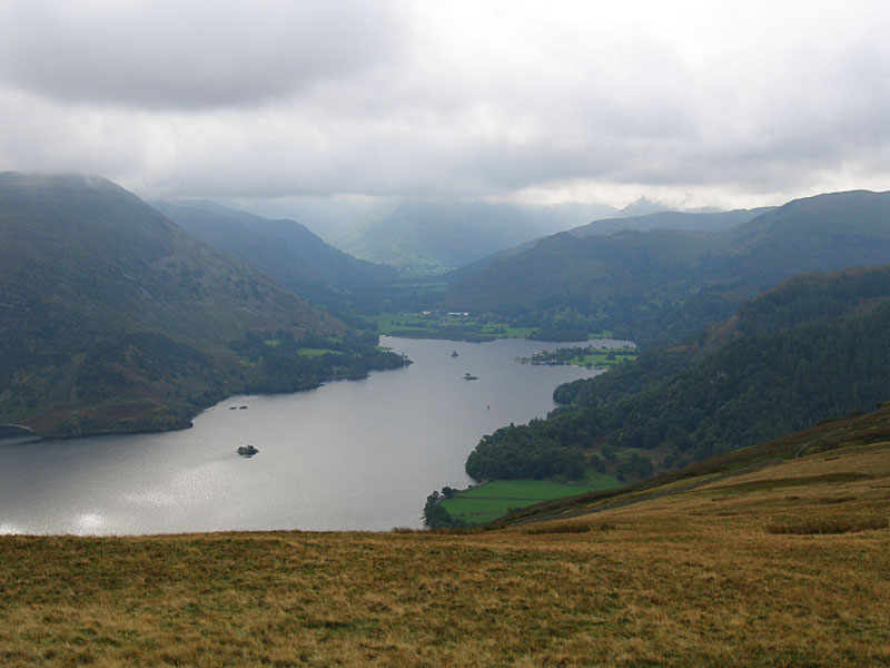 Ullswater from Swineside Knott
