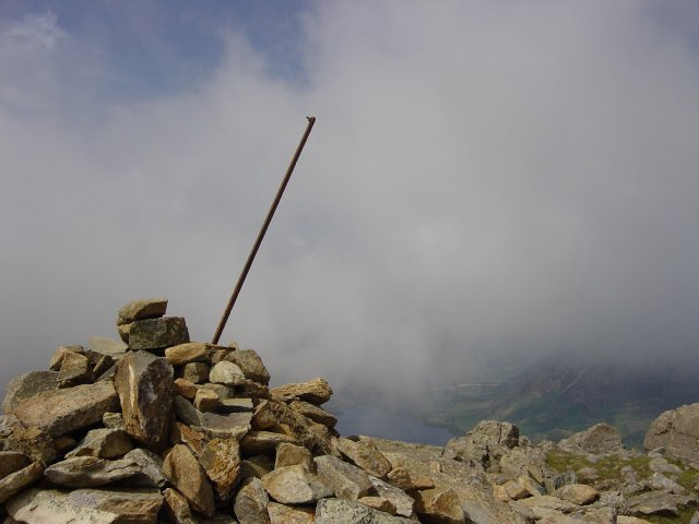 High Stile summit.