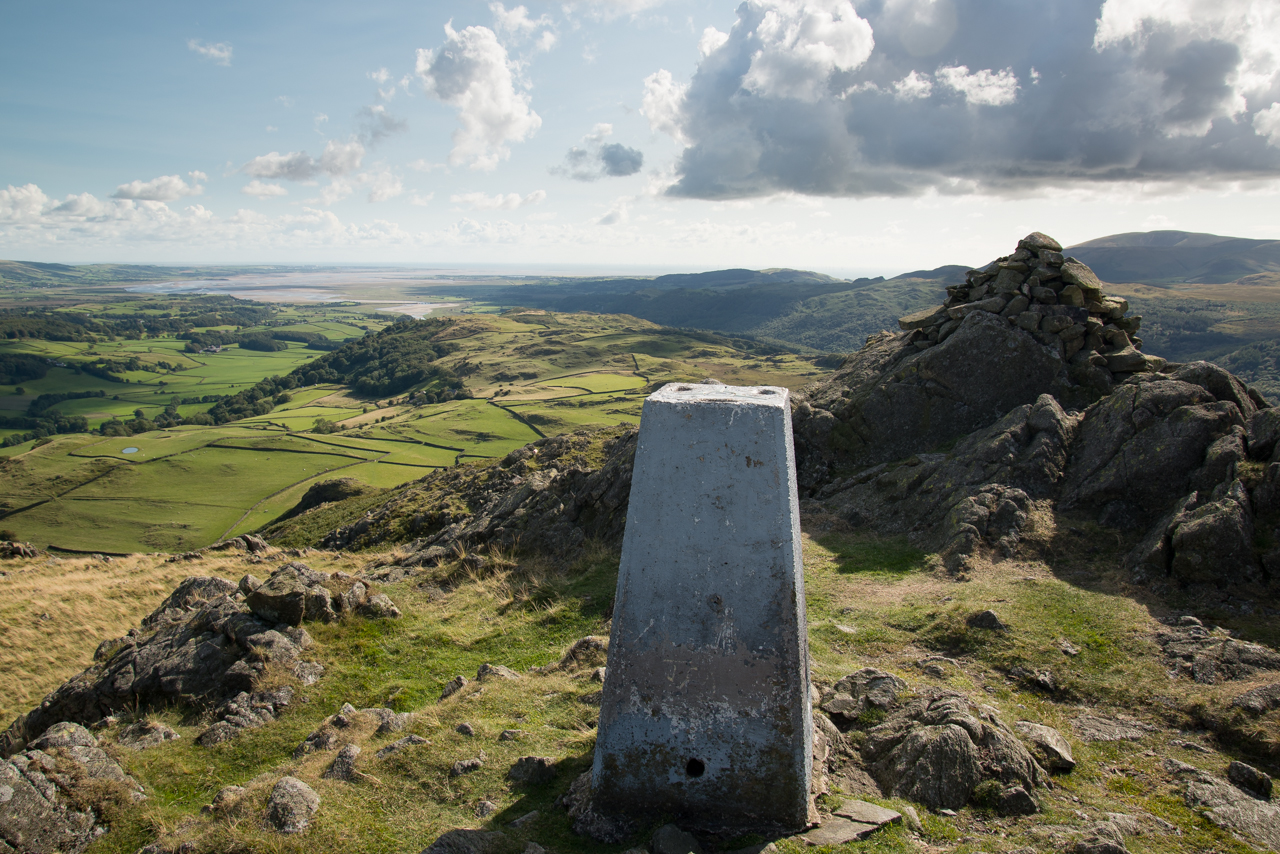 Looking to the Duddon Estuary from Great Stickle