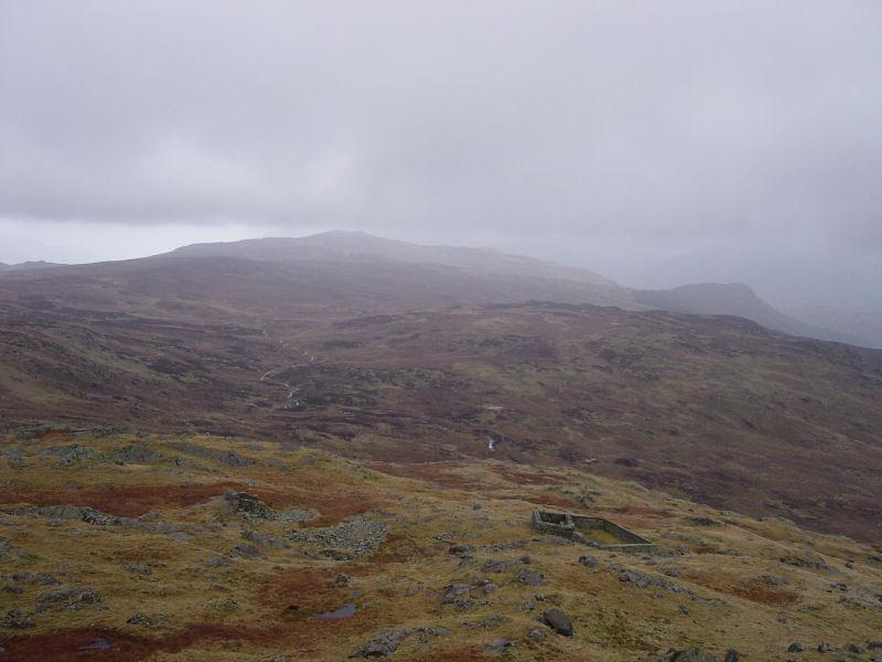 High Tove from Blea Tarn Fell