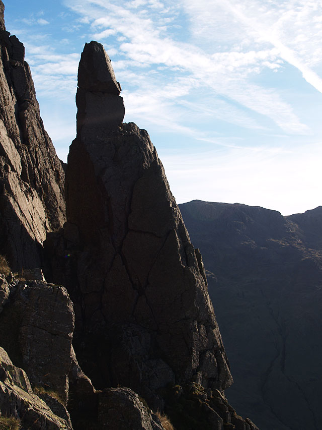 Napes Needle from The Dress Circle